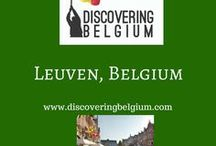 Belgium: Leuven / Discover the fascinating city of Leuven, Belgium