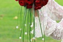 Brautstrauß / Ideen für Brautsträuße