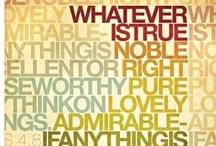 Words + Musings