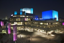 The National Theatre / Photographs of The National Theatre