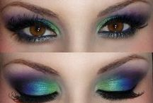 Makeup Ideas / Lots if cool makeup, and nail pictures i like.