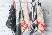 Patterns + Print + Fabric