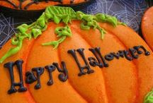 ༺ ♥ Halloween recipes ♥ ༻