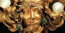 Jewelry - Art Nouveau