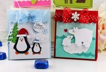 Winter Cards / Winter cards, cards and crafts inspired by winter and more. / by Top Dog Dies