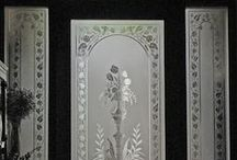 Grabado / Etched Glass