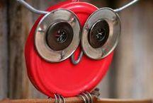 Owls, Snails ...