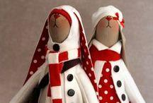 ༺ ♥ dolls to make ♥ ༻
