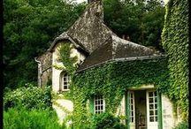 ༺ ♥ Cottages ♥ ༻