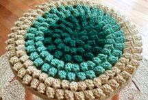 T e j i d o s / Crochet - Bordados