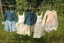 Plstěné oblečky