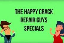 Foundation Crack Repair / Our skilled professionals can fix basement cracks permanently using low-pressure injection of epoxy or urethane repair materials, without the need for disruptive excavation.  Crack Injection has been used successfully to repair foundation cracks for many years.