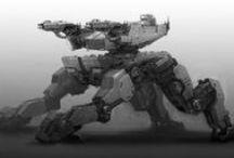 Mech / Mecha / Robot