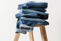 COUCH ♥ Denim / Hosen, Jacken, Kleider aus Jeans - Denim ist der Stoff, aus dem Modeträume sind