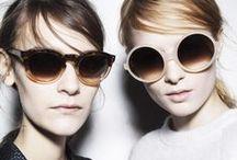 COUCH ♥ Sunglasses / Sommer, Sonne, Sonnenbrillen. YES!