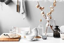 COUCH ♥ Tableware / Geschirr, Besteck, Vasen, Tischdecken: so hübsch sieht's auf unseren Tischen aus