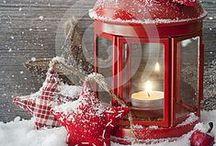 ༺ ♥ Lanterns + candlelight ♥ ༻