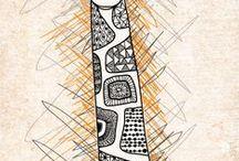 Doodles, Zentangles ...
