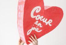 COUCH ♥ Love / Ob zum Valentinstag, für die Hochzeit oder einfach nur so: Hier liegt Liebe in der Luft