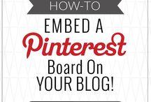 Blogging / Hilfreiche Tipps für gutes Blogging