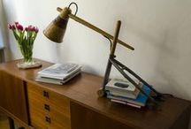Randy Brown Lamp