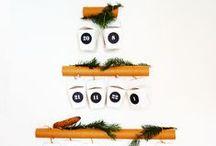 COUCH ♥ Advent / 24 Tage Vorfreude: Adventskalender zum Selberbasteln, Verzieren oder Kaufen