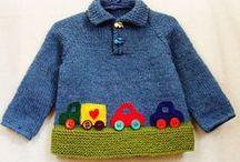 pletení - děti