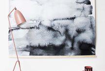 COUCH ♥ Walls / Völlig von der Rolle sind wir bei diesen Ideen für hübsche Wandgestaltungen ❤️