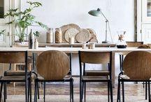 COUCH ♥ Dining Rooms / Die schönsten Lieblingsplätze zum Zusammenkommen
