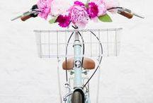 COUCH ♥ Bicycles / Die Füße in den Pedalen, den Fahrtwind im Haar und die Landschaft rauscht an uns vorbei - wir radeln durch den Sommer
