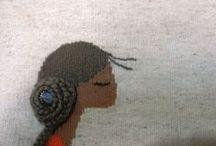 weaving etc.