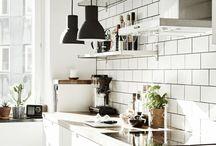 COUCH ♥ Kitchens / Hier kocht unsere Interieur-Leidenschaft so richtig hoch: die schönsten Beispiele für das Herz jeder Wohnung