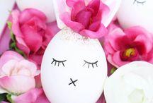 DIY Deko- & Geschenkideen für Ostern / DIY Deko- & Geschenkideen für Ostern zum selber machen. Ob Osterdeko, Geschenke, Osterkörbchen oder bunte Ostereier, hier findest du Inspiration.