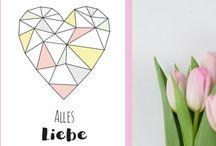 Valentinstag - schöne DIY Geschenke selber machen / Du möchtest liebevolle Geschenke zum Valentinstag selber machen? Entdecke viele tolle DIY Geschenkideen und Anleitungen mit Herz und ganz viel Liebe!