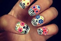 NAILS/FOR MY GIRLS / by Wren R. Anderre