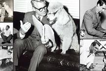 VIPS & DOGS / Perros que comparten o han compartido su vida con celebridades.