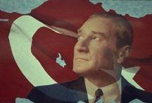 ATATÜRK ♥♥ / Türkiye Cumhuriyeti'nin kurucusu babamız <3