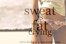 Fitness... Ooit...