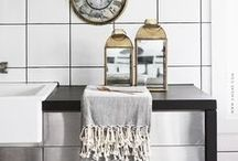 Turkish towels at home