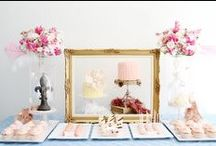 Sweet tables / by Lara