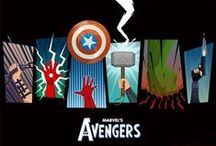 The Avengers / All of the avengers and their movie pics shall be put here :D