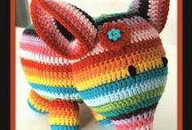 Crochet Toys! / Mother of two little boys sooooo.... we need many many toys!
