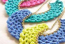 Crochet Jewelry!