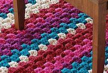 Crochet Rugs!