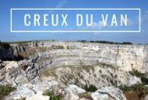 Creux du Van / Le Creux du Van au Val-de-Travers (Suisse).