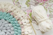 Inspiration crochet, snits, tricot / 2 agujas, punto, tejer,