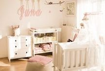 rooms for kids / by Lara