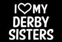 Derby Girl!!! / Derby surf i like! / by Megan Davis