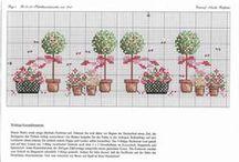kanaviçe, canvas, cross stitch / Panolar, boards, cross stitch