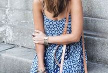 Closet Staple -  the dress